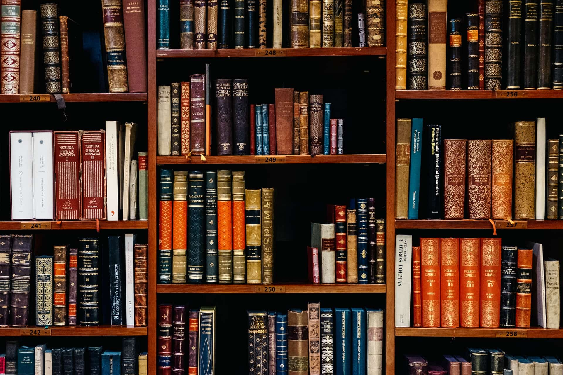 Library Knowledge Base